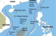 Mer Orientale: les médias internationaux critiquent les actes de la Chine