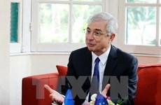 Claude Bartolone plaide pour une forte présence des entreprises françaises au Vietnam