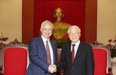 Approfondissement du Partenariat stratégique Vietnam-France