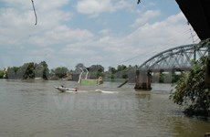 Le vice-PM donne ses instructions après l'effondrement d'un pont ferroviaire