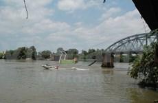Arrêt de deux personnes responsables de l'effondrement d'un pont ferroviaire