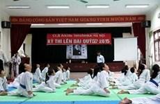 Les Vietnamiens se mettent à l'aïkido
