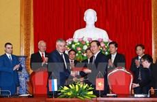 Entretien russo-vietnamien sur la sécurité publique