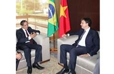 Promouvoir la coopération entre le Vietnam et l'État de Ceará du Brésil