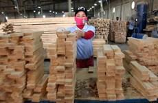 Les exportations de bois en croissance de 3,4 %
