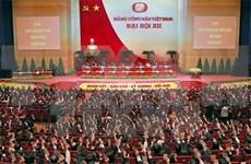 Tout le système politique est mobilisé dans l'exécution de la résolution du 12e Congrès du Parti