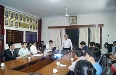 Célébration du 85e anniversaire de l'union de la jeunesse communiste Ho Chi Minh à l'étranger