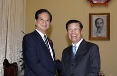 Les relations de coopération Vietnam-Laos sont importantes et prometteuses