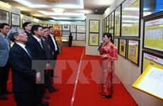 Exposition sur les archipels vietnamiens de Hoàng Sa et Truong Sa à Thai Binh