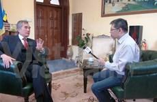 Le président ukrainien se rendra cette année au Vietnam