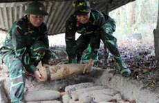Plus de 10 milliards de dollars pour neutraliser les bombes et mines