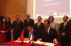 Coopération vietnamo-française pour aider les PME vietnamiennes