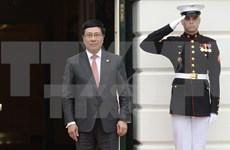 Sommet à Washington : le Vietnam participe à la discussion sur les menaces de la sécurité nucléaire
