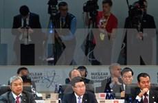 Le Vietnam soutient les efforts de non-prolifération des armes nucléaires