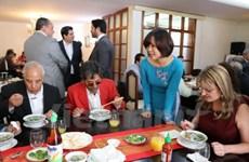 La Journée du Pho vietnamien au Mexique