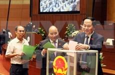 Elections pour certains postes importants à l'Assemblée nationale