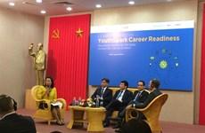 Microsoft accompagne les jeunes vietnamiens sur le marché de l'emploi