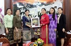 Vietnam-Laos : la coopération entre les Unions des femmes se renforce