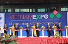 Bientôt la foire Vietnam Expo 2016 à Hanoi