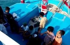 La Malaisie arrête 23 pêcheurs vietnamiens