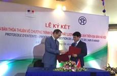 France-Vietnam : des accords pour lutter contre la pollution de l'air à Hanoi