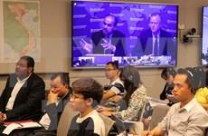 L'économie du Vietnam dépasse les évolutions mondiales de façon satisfaisante