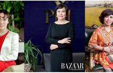 Trois Vietnamiennes dans le top 50 des femmes les plus puissantes d'Asie