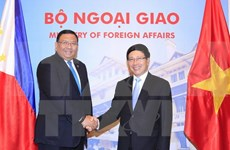 Vietnam et Philippines promeuvent leur partenariat stratégique