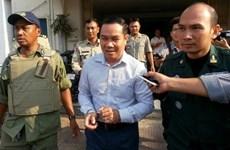 """Cambodge : un député inculpé pour """"incitation à la révolte"""""""