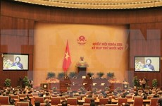 Dernière journée de travail de la 11e session de l'Assemblée nationale