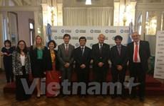 Le Vietnam participe aux échanges commerciaux Mercosur-ASEAN