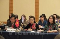 Conférence ministérielle de la santé de l'Asie sur la résistance aux antibiotiques