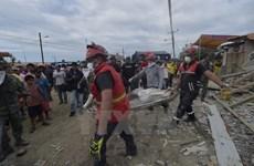 Le plus puissant séisme en Equateur depuis 1979