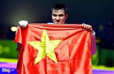 Escrime d'Asie 2016 : médaille de bronze pour le Vietnam