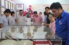 Exposition sur les archipels vietnamiens de Hoàng Sa et de Truong Sa à Quang Nam