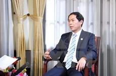 Le Vietnam contribue à approfondir le partenariat global Asie-Europe