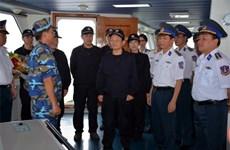 Le Vietnam et la Chine lancent la 11e patrouille conjointe des pêches