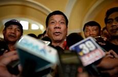 Philippines : Duterte favori de la présidentielle