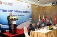 Sécurité au travail : le Comité de coordination de l'ASEAN OSHNET se réunit