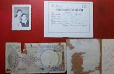 """Exposition """"Mémoire de guerre"""" à Hanoi"""