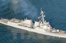 Les Etats-Unis préoccupés par les actes de la Chine en Mer Orientale
