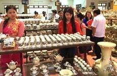 Naissance d'un conseil pour le développement de la céramique de Chu Dâu