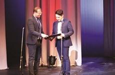 Un Vietnamien remporte un concours international d'opéra