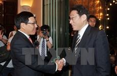 Tenue de la 8e session du Comité de coopération Vietnam-Japon