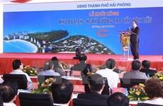 Mise en chantier d'une zone de villégiature de luxe sur l'île de Hòn Dâu