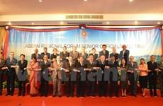 Le Vietnam participe à une réunion de l'ARF au Laos