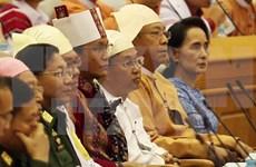 Myanmar : le parlement crée un nouveau ministère