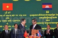 Vietnam et Cambodge coopèrent dans la sécurité