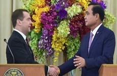 La Thailande et la Russie renforcent leur coopération multiforme