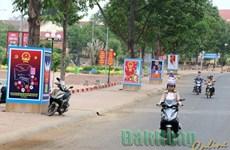 Les religieux à Dak Nong sont prêts pour la Journée de vote